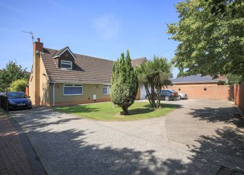 Thumbnail 5 bedroom detached bungalow for sale in Marshfield Road, Marshfield, Cardiff
