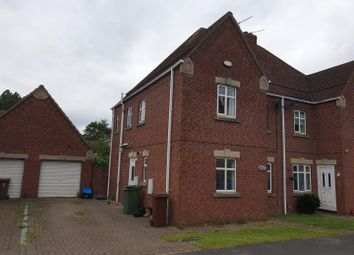 Thumbnail 3 bedroom semi-detached house to rent in Chestnut Way, Goxhill, Barrow-Upon-Humber
