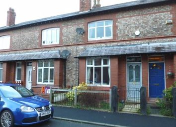 Thumbnail 3 bedroom terraced house to rent in Lilac Road, Hale, 8Bj.