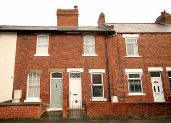 Thumbnail 2 bed terraced house for sale in Railway View, Dringhouses, York