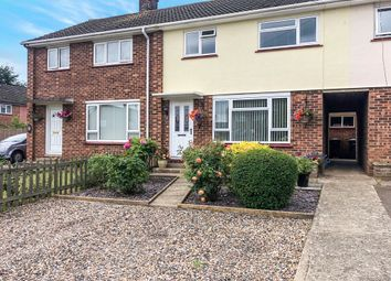 Thumbnail 3 bedroom terraced house for sale in Hertford Close, Bury St. Edmunds