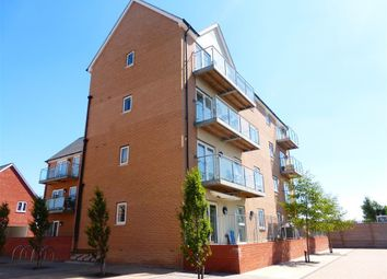 Thumbnail 1 bedroom flat to rent in Cressy Quay, Chelmsford