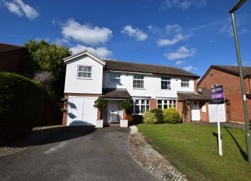 Thumbnail 5 bed semi-detached house for sale in Spicer Close, Walton-On-Thames