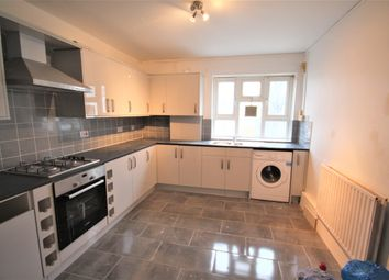 Thumbnail 3 bed flat to rent in Rumsey Road, London