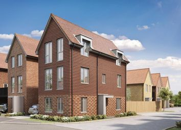 "Thumbnail 3 bed detached house for sale in ""Hazel"" at Hedgers Way, Kingsnorth, Ashford"