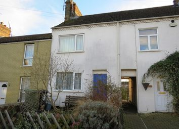 Thumbnail 2 bedroom terraced house for sale in Park Street, Peterborough