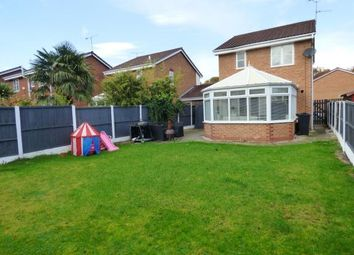 Thumbnail 3 bed link-detached house for sale in Ramsey Road, Ellesmere Port, Cheshire