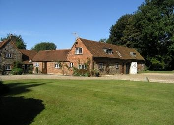Thumbnail 2 bed barn conversion to rent in Windmill Lane, Widmer End, High Wycombe