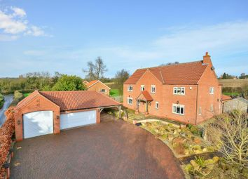 Thumbnail 6 bed detached house for sale in York Street, East Markham, Newark