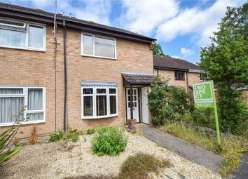 Thumbnail 2 bed terraced house to rent in Roycroft Lane, Finchampstead, Berkshire