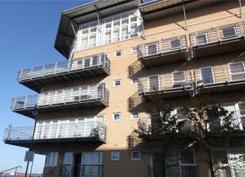Thumbnail 1 bed flat to rent in Portland Place, Greenhithe, Kent