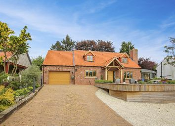 Thumbnail 4 bed detached house for sale in Low Pasture Lane, North Wheatley, Retford