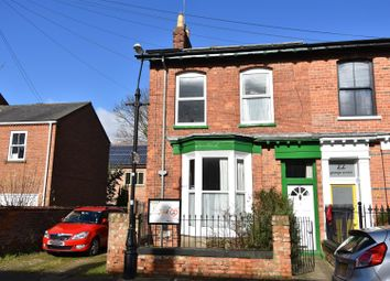 Thumbnail 4 bed end terrace house for sale in Grange Street, York