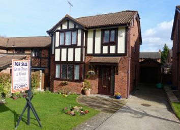 Thumbnail 3 bed detached house for sale in Lon Dirion, Abergele