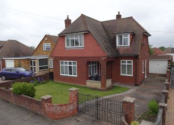 Thumbnail 3 bed detached bungalow for sale in Wellgate Road, Leagrave, Luton