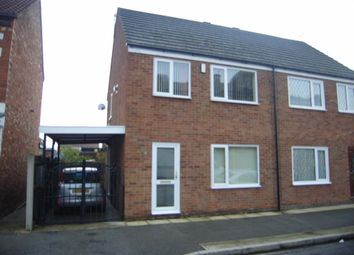 Thumbnail 3 bedroom semi-detached house for sale in Sidmouth Street, Newland Avenue, Hull, East Yorkshire