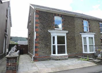 Thumbnail 3 bed semi-detached house for sale in High Street, Pontardawe, Swansea