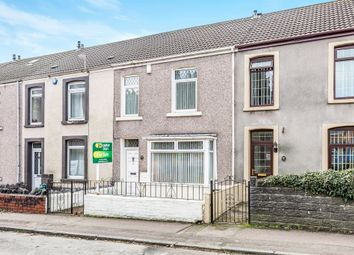 2 bed terraced house for sale in Armine Road, Fforestfach, Swansea SA5
