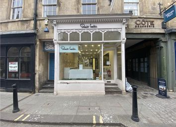 Thumbnail Retail premises to let in Broad Street, Bath, Bath And North East Somerset