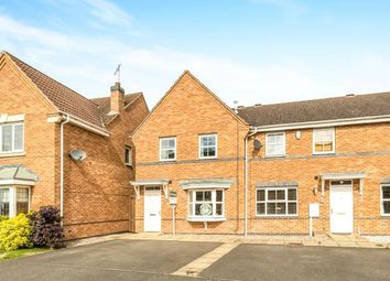Thumbnail 3 bed end terrace house for sale in Price Close East, Chase Meadow, Warwick, Warwickshire