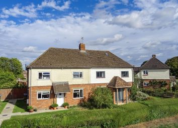 Thumbnail 3 bed semi-detached house for sale in High Street South, Stewkley, Leighton Buzzard