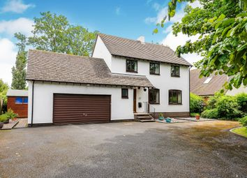 Thumbnail 3 bedroom detached house for sale in Wyelands Close, Hereford