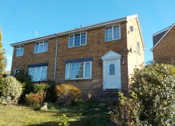 Thumbnail 3 bed semi-detached house for sale in Sandal Way, Birstall, Batley
