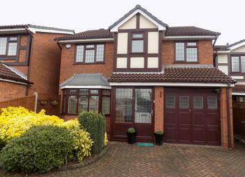 Thumbnail 1 bed detached house to rent in Radford Close, Atherstone