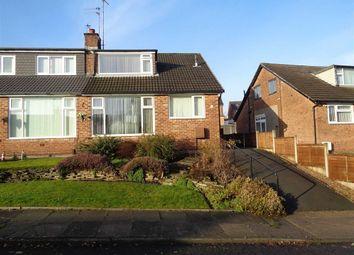Thumbnail 4 bed semi-detached bungalow for sale in Sandown Drive, Denton, Manchester