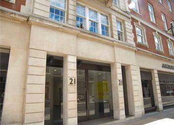 Thumbnail 2 bedroom flat to rent in Sackville Street, London