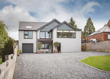 Thumbnail 4 bed detached house for sale in Wood Lane, Horsley/Morley, Derbyshire