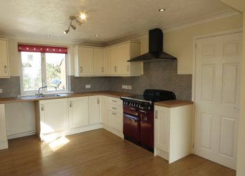 Thumbnail 5 bed detached house to rent in Cadeleigh, Tiverton