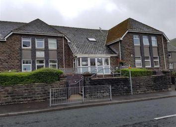 Thumbnail 1 bed flat to rent in Dinam Close, Nantymoel, Bridgend