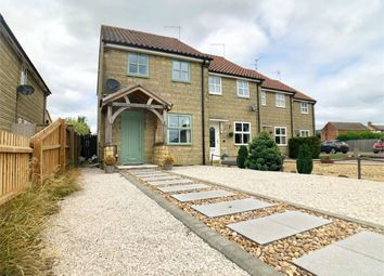 Thumbnail 2 bed end terrace house to rent in The Willows, Crowland, Peterborough, Lincolnshire
