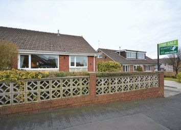 Thumbnail 2 bed semi-detached bungalow for sale in Lodgeside, Clayton Le Moors, Accrington