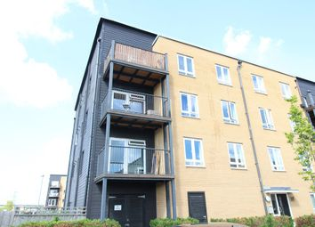 Thumbnail 2 bed flat for sale in Schoolfield Road, Grays