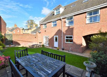 Thumbnail 5 bed link-detached house for sale in The Courtyard, Stamford