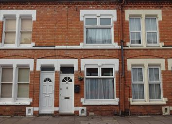 Thumbnail 3 bed terraced house for sale in Edward Road, Clarendon Park, Leicester