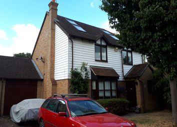 Thumbnail 5 bed link-detached house for sale in Hailstone Close, Hadlow, Tonbridge