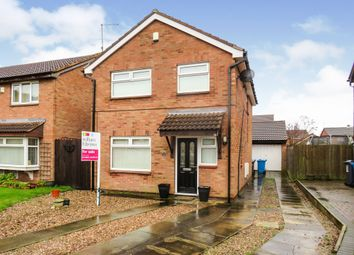 Thumbnail 4 bed detached house for sale in Gillamoor Close, Hull