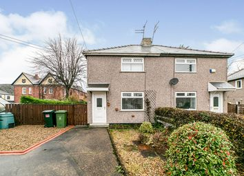 Thumbnail 2 bed semi-detached house for sale in Tower Gardens, Ryton, Tyne And Wear