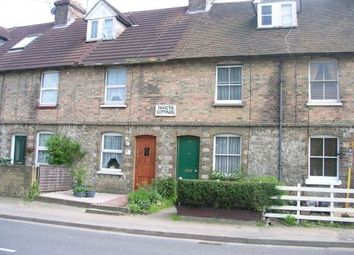 Thumbnail 3 bed terraced house to rent in Farleigh Hill, Maidstone, Kent