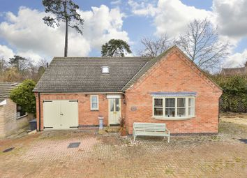 Thumbnail 3 bed bungalow for sale in Weskers Close, Clipston, Market Harborough