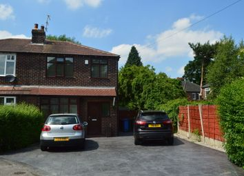 Thumbnail 3 bedroom semi-detached house to rent in Church Grove, Hazel Grove, Stockport