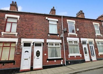 Thumbnail 2 bedroom terraced house for sale in Homer Street, Hanley, Stoke-On-Trent