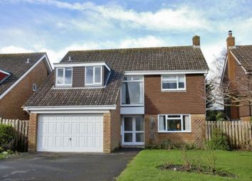 Thumbnail 4 bed detached house to rent in Moorlands Close, Brockenhurst