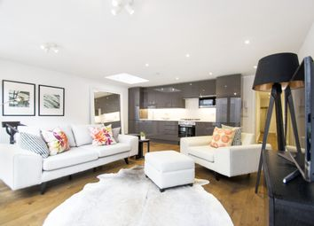 Thumbnail 3 bed flat for sale in Garratt Terrace, Tooting Broadway, London