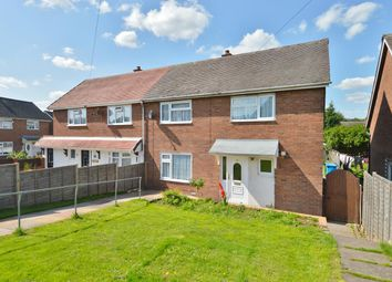 Thumbnail 3 bed semi-detached house for sale in Lime Road, Cannock