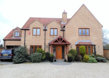 Thumbnail 4 bed detached house for sale in The Old Stables, Green Farm Court, Carlton In Lindrick, Worksop