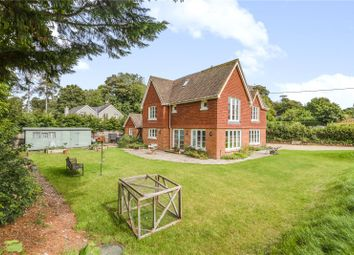 Park Lane, Ropley, Alresford, Hampshire SO24. 5 bed detached house for sale